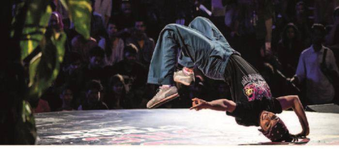 le 29 Octobre 2019 Keep On Breaking en abrégé KOB, Festival international des danses Hip Hop